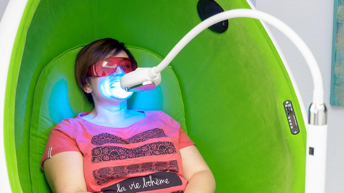 Praxis - Zahnarzt Hadamar - Helmut Heppel - Zahnarztpraxis - Behandlung